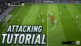 Video HOW TO ATTACK IN FIFA 18 - THE 4 KEYS TO SCORE MORE GOALS download MP3, 3GP, MP4, WEBM, AVI, FLV Juni 2018