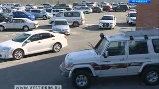 Продажи автомобилей в Приморье достигли критически низкого уровня