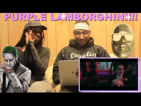 "Couple Reacts : Skrillex & Rick Ross ""Purple Lamborghini"" Reaction!!!"
