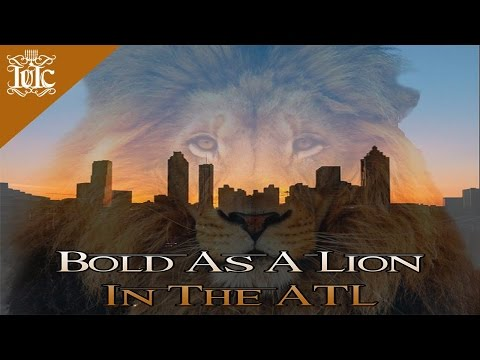 The Israelites: Bold as a Lion in the A!!!!