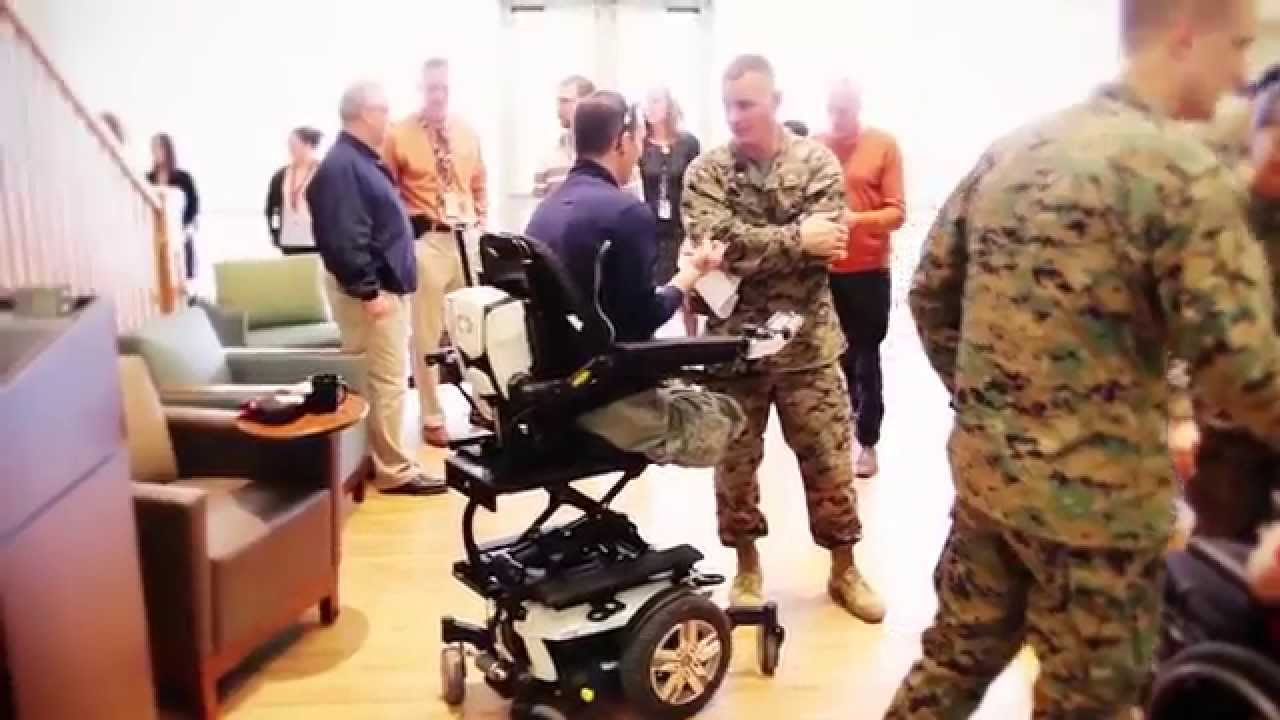 Introducing ILevel® Power Chairs From Quantum Rehab®