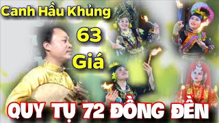 Canh Hầu Khủng 63 Giá . Hay Chưa Từng Có . Quy Tụ 72 Đồng Đền . Văn Thanh Long 2019
