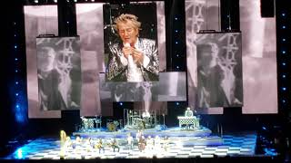 Download Video Rod Stewart-Broken Arrow, Pepsi Center, Denver, August 22, 2018 MP3 3GP MP4