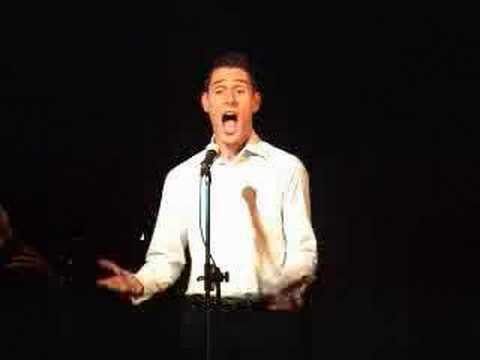John Matthews sings