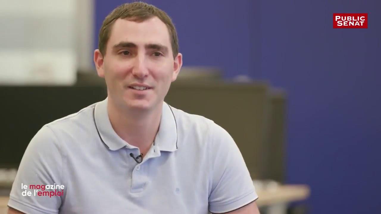 Lien vers la vidéo : <p>Informaticien industriel, un métier d&#39;avenir</p>