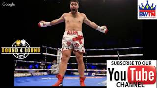 DAVID ALLEN VS BIG BABY MILLER/ PRICE VS LITTLE / YARDE NEXT FIGHT