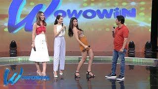 Wowowin: 'Sexy Hipon' Herlene, nag-sample ng kanyang 'Hipon Dance!'
