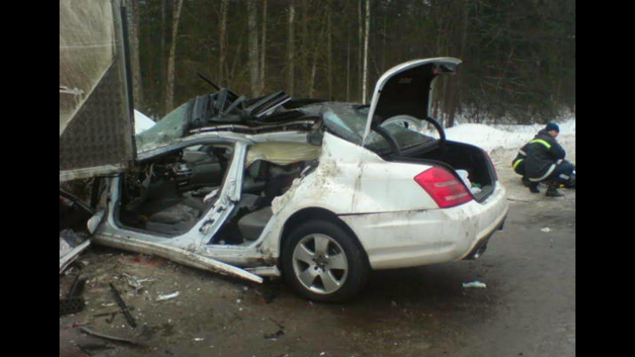 mercedes benz crash compilation