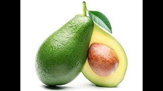 экзотические овощи авокадо салат