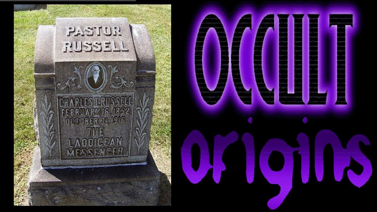 BTR: The Watchtower Society's History with the Occult