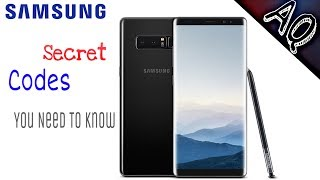 All Samsung Phones Secret Codes That You Need To Know