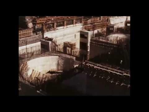 Ilha Solteira Dam Construction