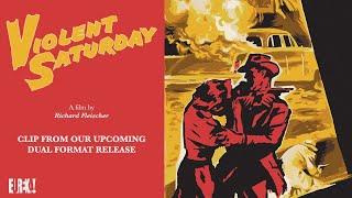 Жестокая суббота (1955,США) HD фильм-нуар, триллер, драма, криминал