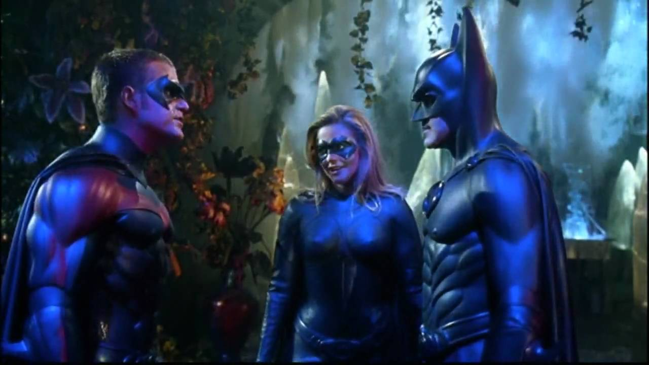 Batman Robin 1997 Official Theatrical Trailer Hd Youtube