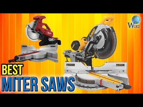10 Best Miter Saws 2017