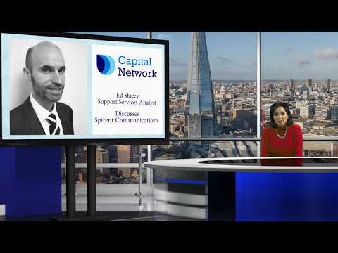 Ed Stacey on Spirent Communications Plc