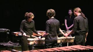 Reich - Drumming - Mvt. 1