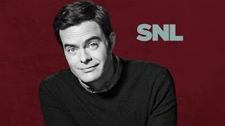 Saturday Night Live - Bill Hader - October 11, 2014