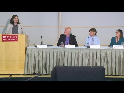 BU Conference on Sustainability Research Session III: Human Dimensions of Sustainability