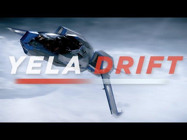 Yela Drift - Mustang Gamma [Star Citizen] FOIP (face tracking)