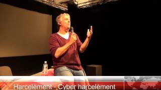 Conférence Bruno Humbeeck:  Harcèlement et cyber harcèlement