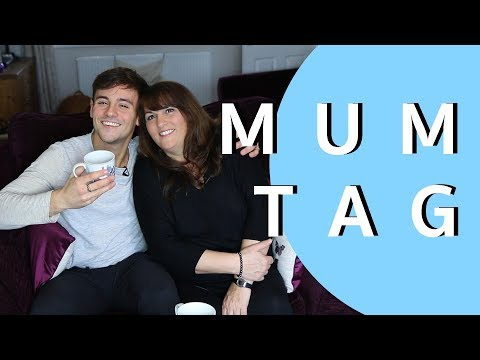 ❤️ MUM TAG ❤️| Tom Daley