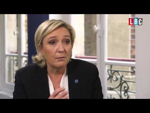 Marine Le Pen Et Nigel Farage : L'entrevue Complète !