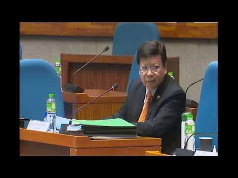 FULL CLIP: Marcoleta questions ABS-CBN's Gabby Lopez citizenship