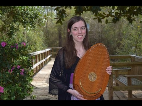 Jessica Comeau- Explorations on the Reverie Harp