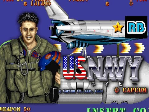1990 [60fps] U.S. Navy ALL