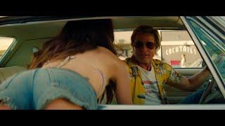 Хочешь я тебе отс*су? ... А Сколько тебе лет? Сцена в машине. однажды в голливуде отрывок