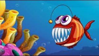 Морские обитатели для детей | Развивающее мультфильм Подводный Мир Для Детей