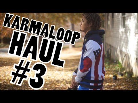 Karmaloop Haul: 10Deep   HUF   Crooks & Castles