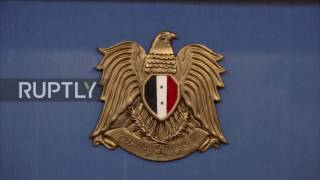 Syria: Russian delegation meets People's Council of Syria to discuss closer cooperation