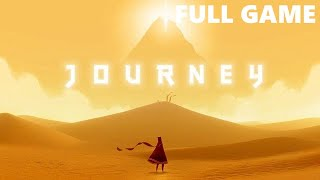 Journey (PC) Gameplay Walkthrough Full Game (1080p 60fps)