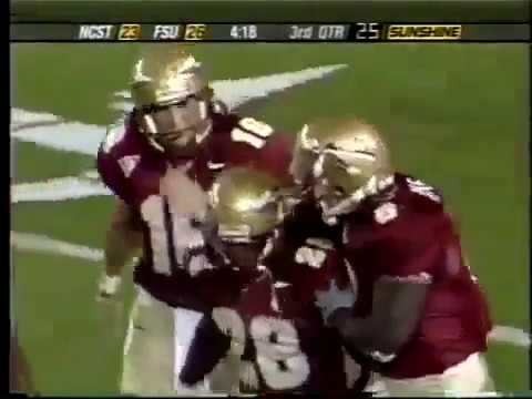 Seminole Moment: Lorenzo Booker