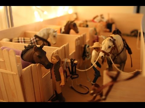 *~~Schleich Barn Tour: November 2014 ~~*