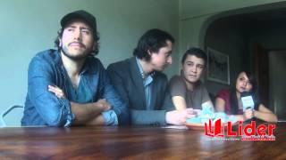 Entrevista a Enchufe TV en su visita a México