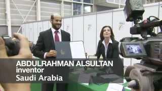 WIPO A. ALSULTAN Geneva Inventions Fair 2012 -.flv
