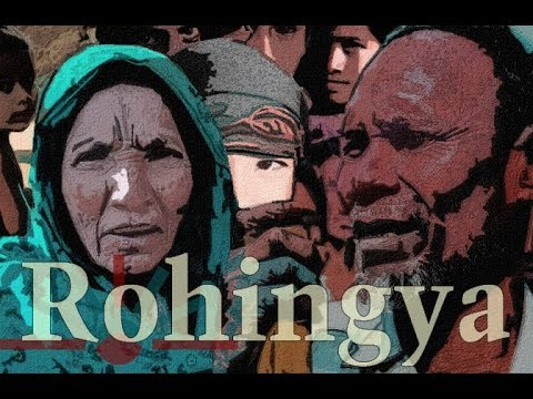 Who are Rohingyas?