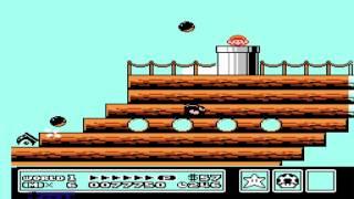#Longplay Super Mario Bros 3 |Nes| 60 FPS