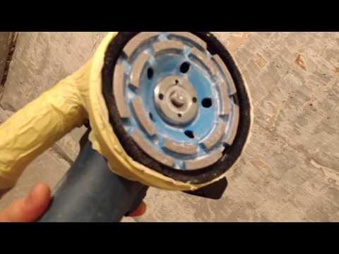Шліфмашина по бетону Bosch GBR 15 CA + пилосос Bosch GAS 25 L