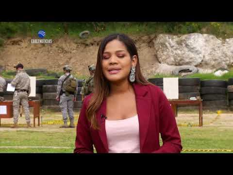 Janny Entrevista: Grupo de fuerzas comando de las FFMM de Colombia