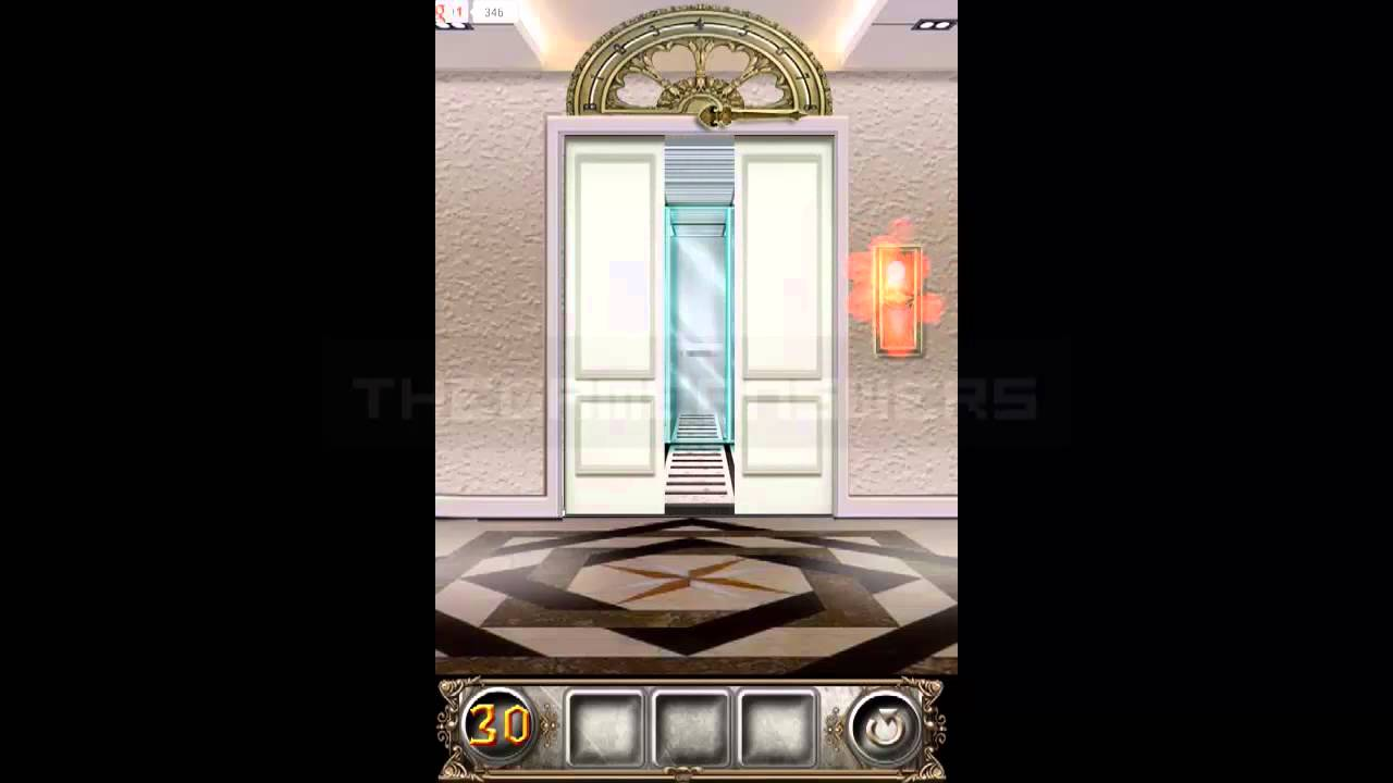 100 Doors Floors Escape Level 30 Walkthrough Guide Youtube