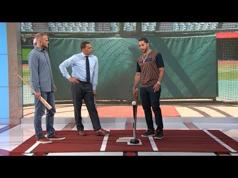 MLB Central: Skybox Demo with Tommy Pham and Austin Meadows