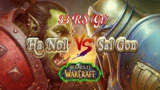 # 25 [ HN vs SG ] Đại Chiến Card 33 RS (g1) - DDay 19.9b 2019