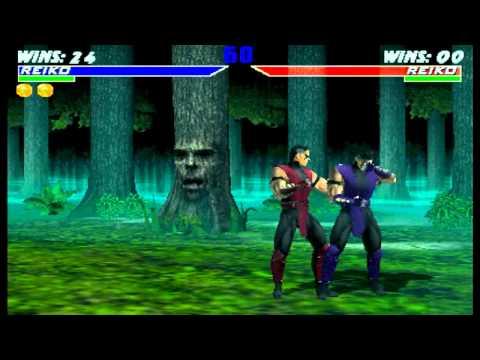 Mortal Kombat 4 Arcade - ALL FATALITIES!