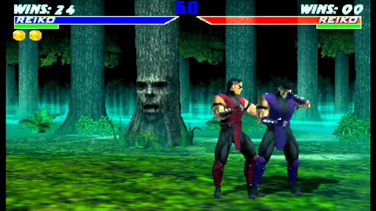 Znalezione obrazy dla zapytania Mortal Kombat 4