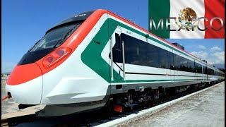 Tren interurbano México-Toluca Será el Más Veloz de AL: MEGACONSTRUCCIONES del Mundo Moderno