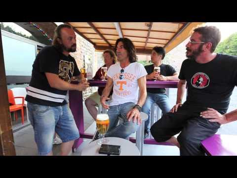 Stef Burns League Interview  Romano di Lombardia 29 7 2015